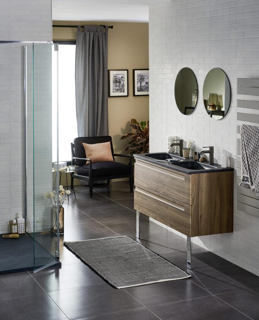 Infiny : une infinité de combinaisons pour une salle de bains à