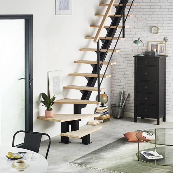Escalier Studio La Déco Prend De La Hauteur Lapeyre Presse